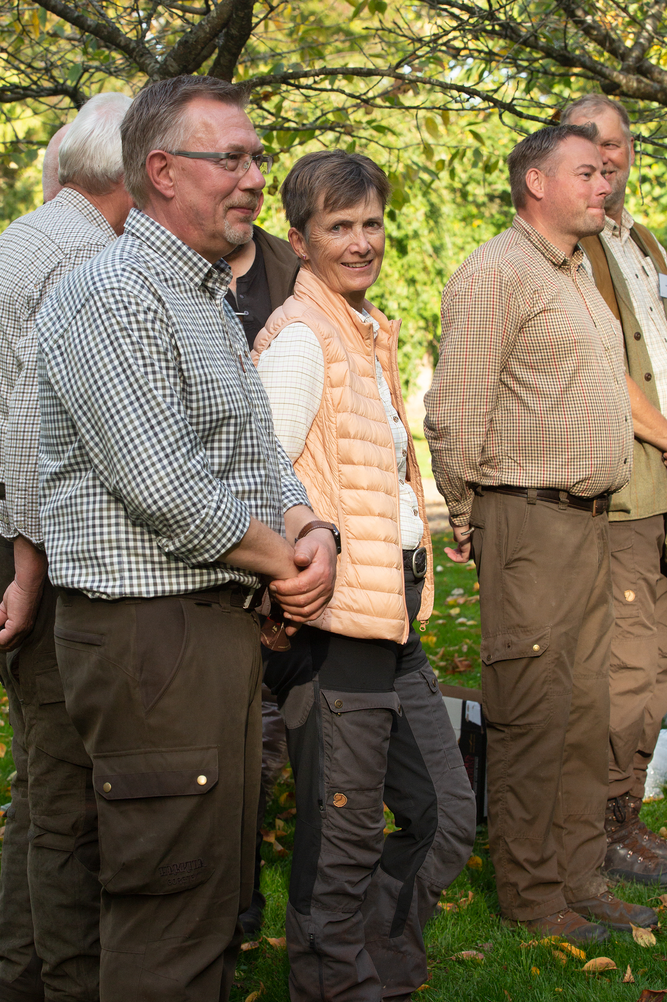Anders-Hegnet, Lise-Gørtz and Thomas Ehlers