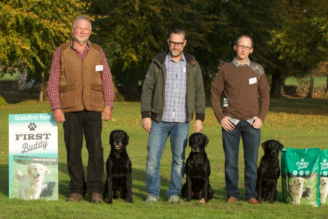 From Switzerland: Fendale Avid Badger / Didier Rüegg, Lesser Burdock Balan / Gerard Reinle and Fendale Avid Teal / Christian Bolz